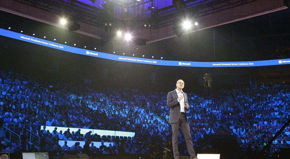 Everything you need to know about Microsoft CEO's Keynote at Worldwide Partner Conference 1