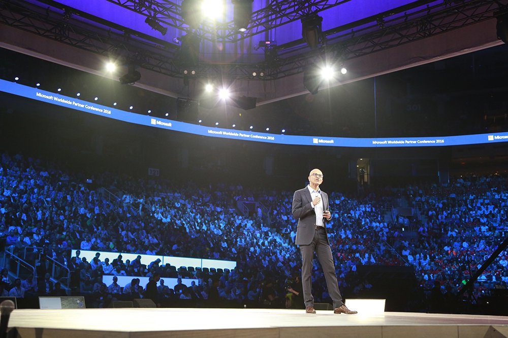 Everything you need to know about Microsoft CEO's Keynote at Worldwide Partner Conference