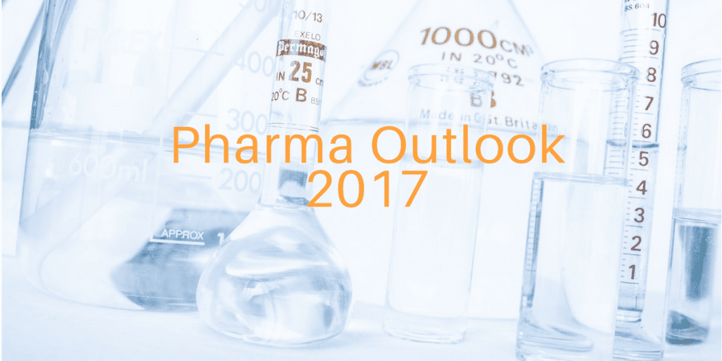 Volatility of Pharma and Biopharma in 2017