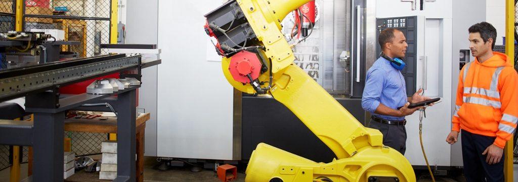 Manufacturing transformed: Microsoft Dynamics 365 1