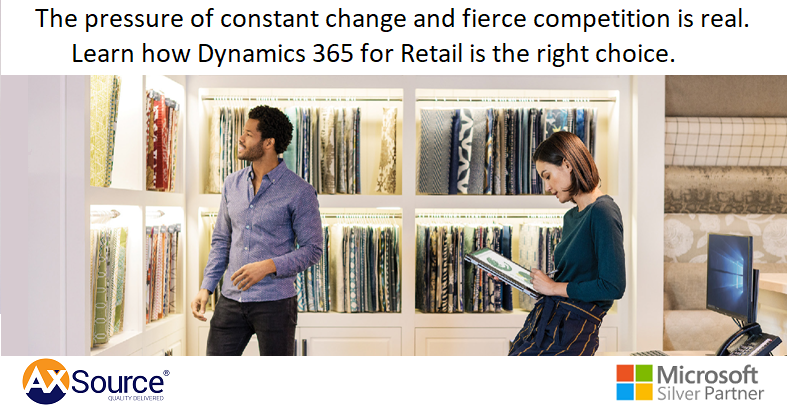 Why choose Dynamics 365 for Retail?
