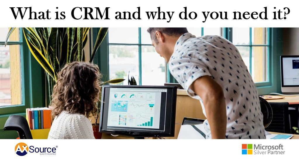 What is CRM and why do you need it?