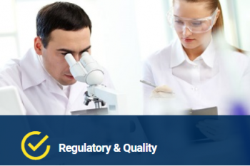 Regulatory & Quality