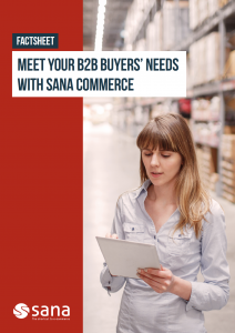 Sana Commerce | Make it Easy for Customers to Buy Online 2