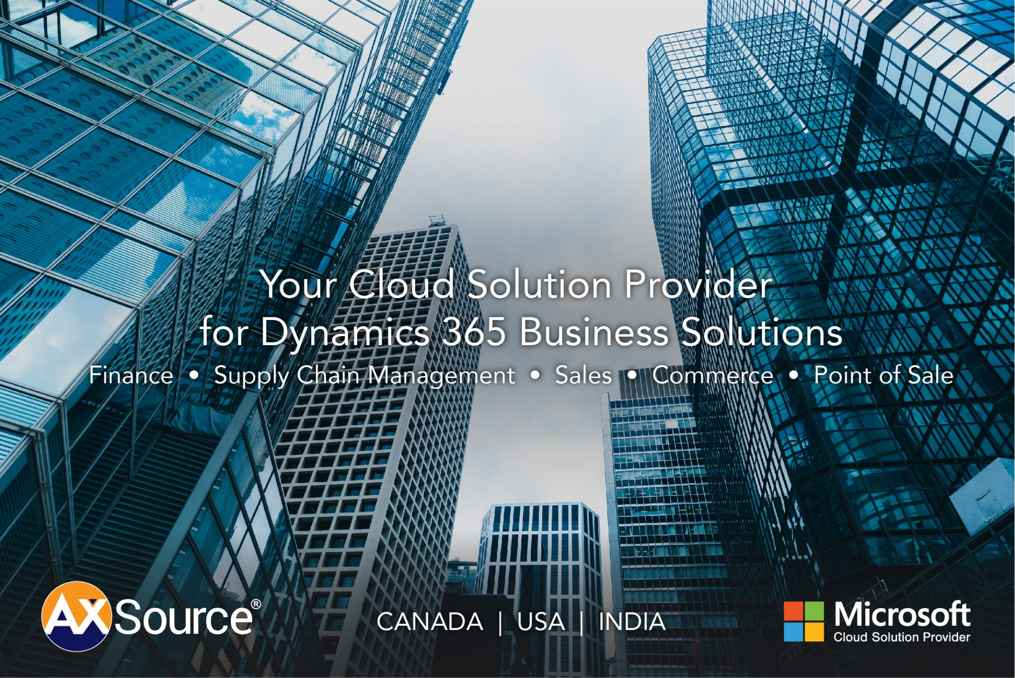 AXSource Becomes Tier One Cloud Solution Provider in United States and India 1