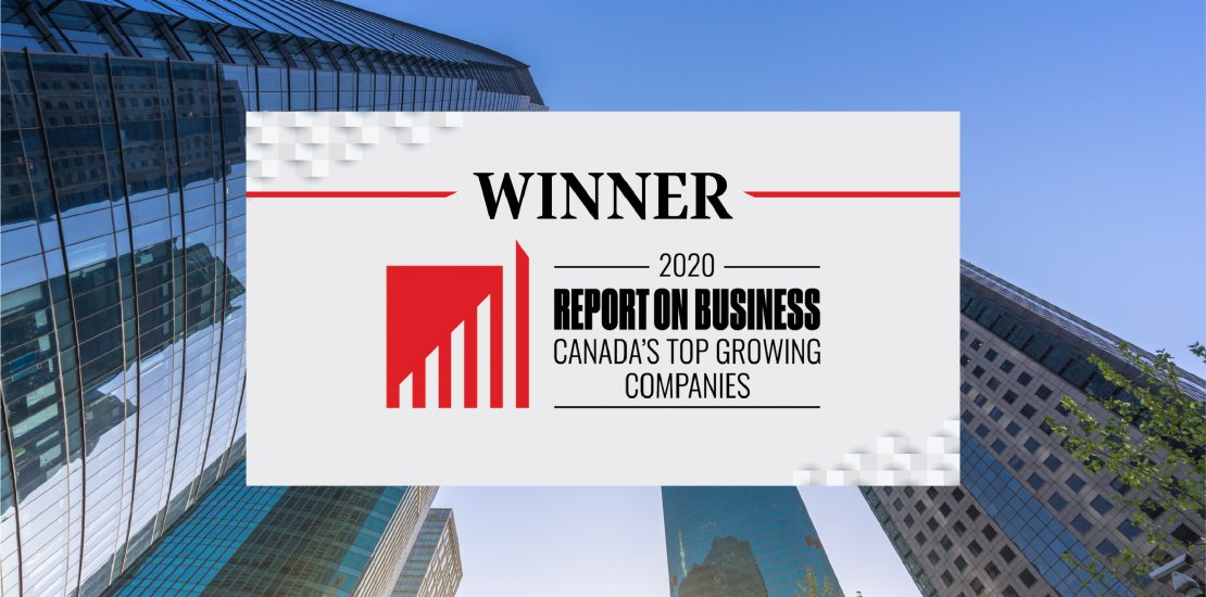 AXSource Places on Globe and Mail's Top Growing Companies List 1